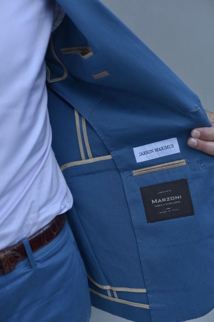 Jaxson Maximus Custom Clothing