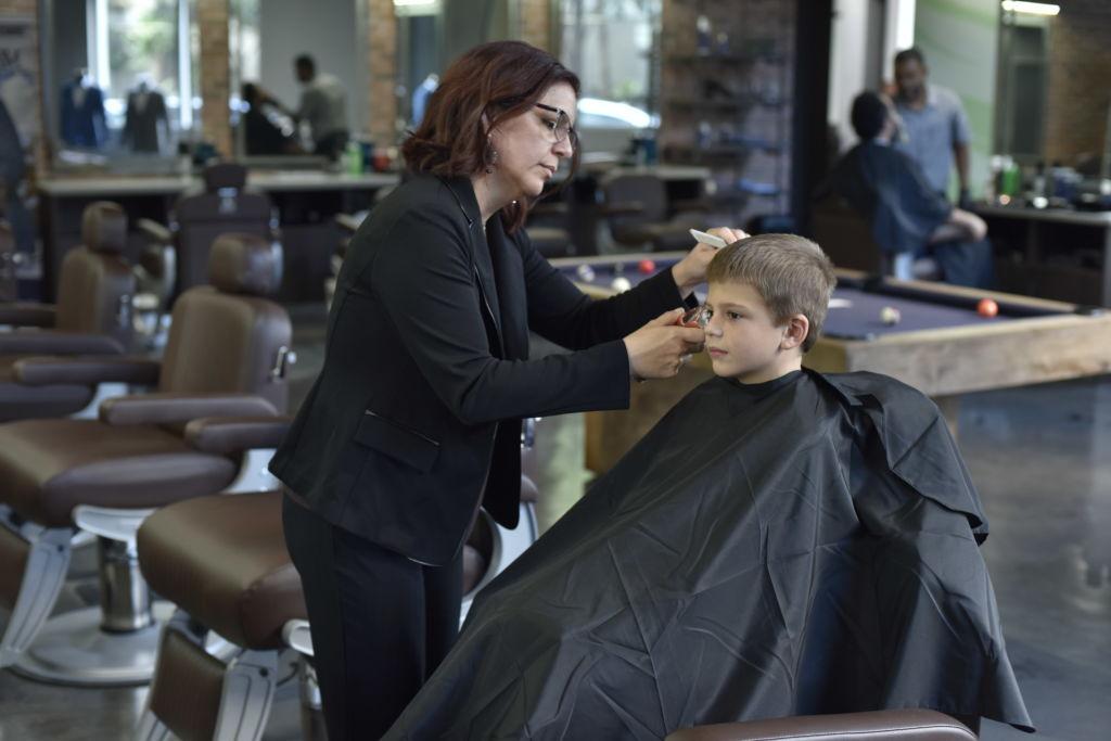 Jaxson Maximus Children's Cut