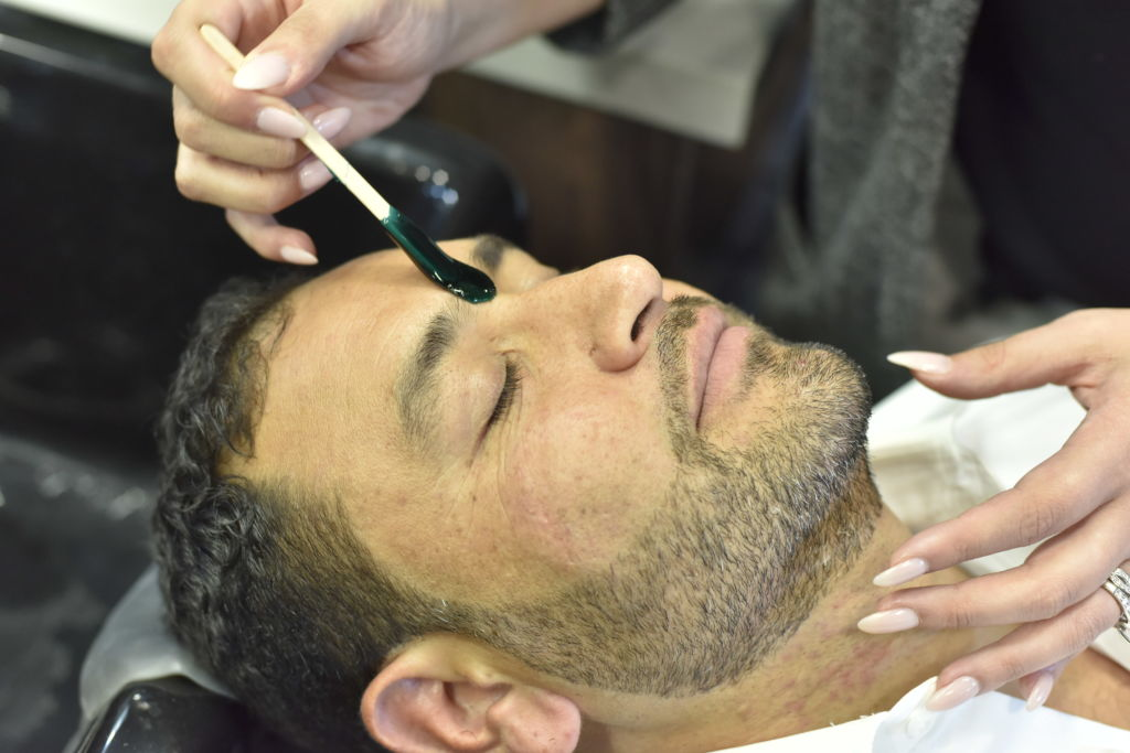 Jaxson Maximus Men's Waxing
