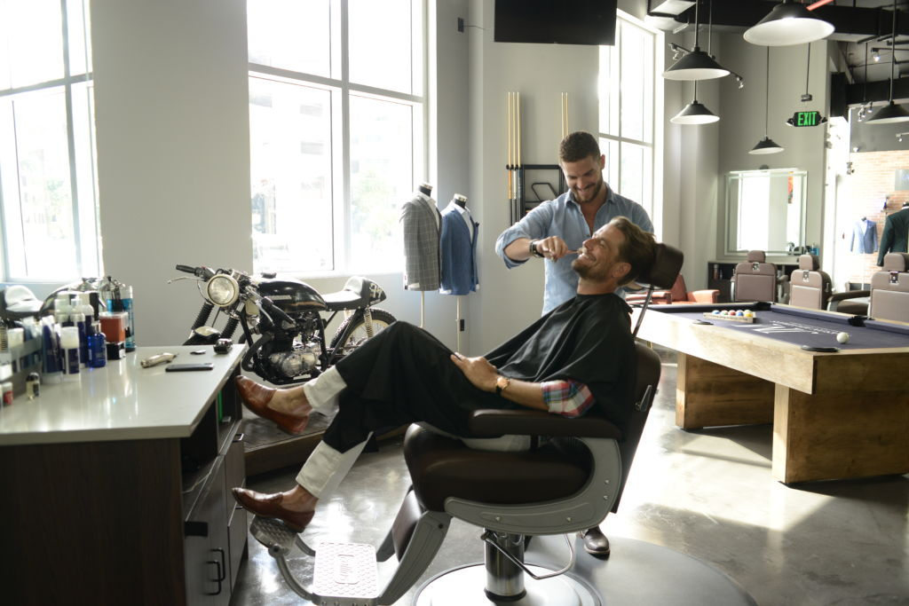 Jaxson Maximus Fine Men's Salon Miami