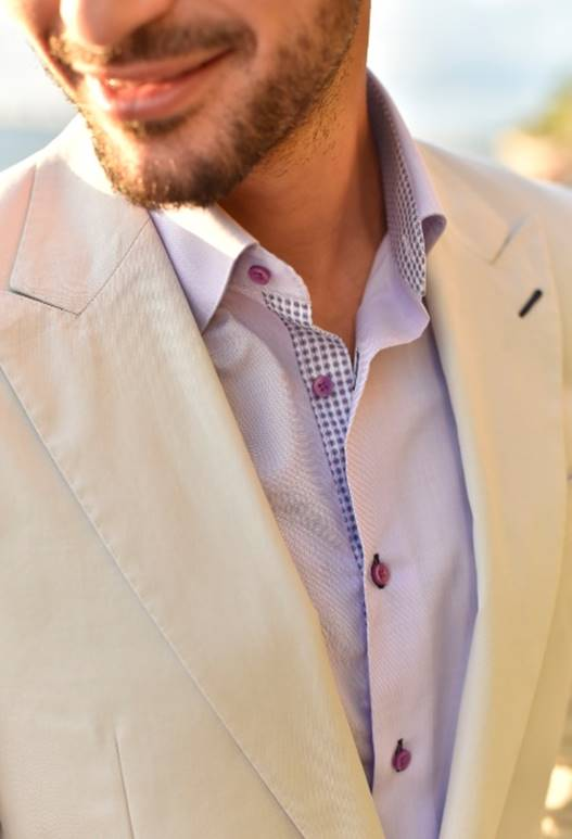 Custom Suit - Paloma Top Trending Menswear shades for Fall-Winter