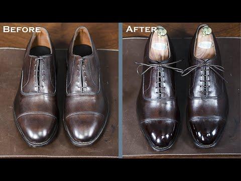 shoe polish make shoes last longer