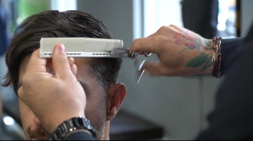 Jaxson Maximus Haircuts