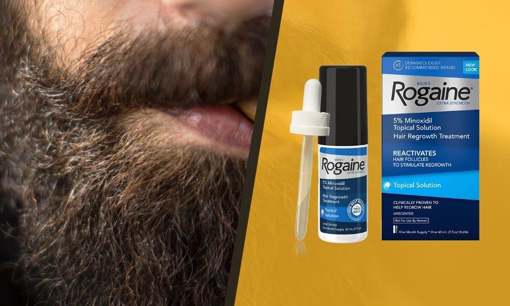 hair growth MINOXIDIL (ROGAINE)
