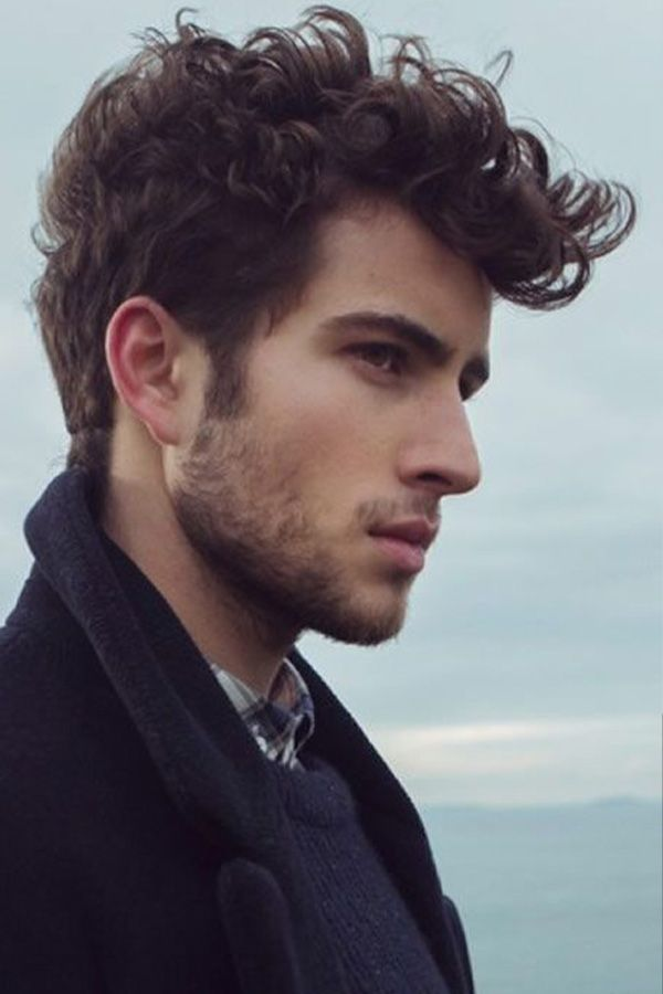 HAIRCUTS FOR MEN WITH CURLY HAIR the QUIFF