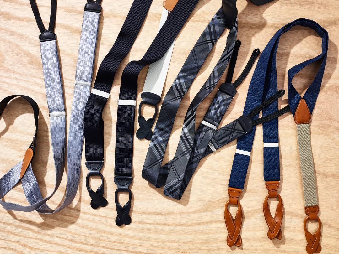 formal black tie dress code braces