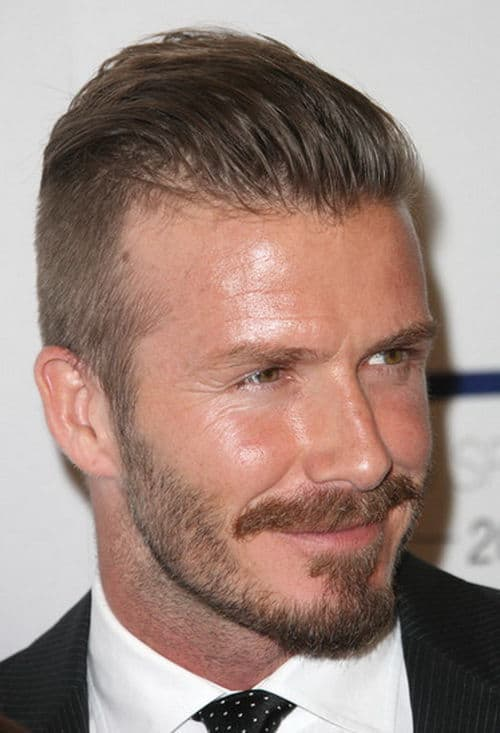 best hairstyles for men with thin hair THE SLICK BACK