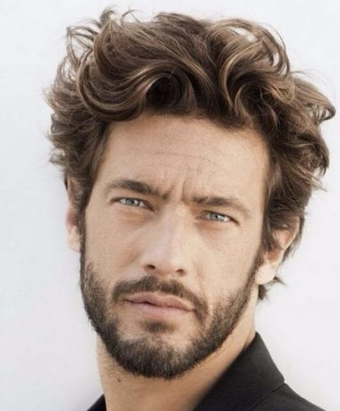 Haircuts For Men With Curly Hair That You Need To Try Right Now