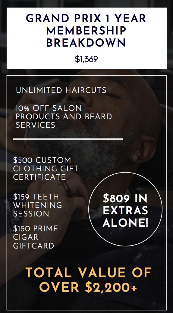 salon memberships