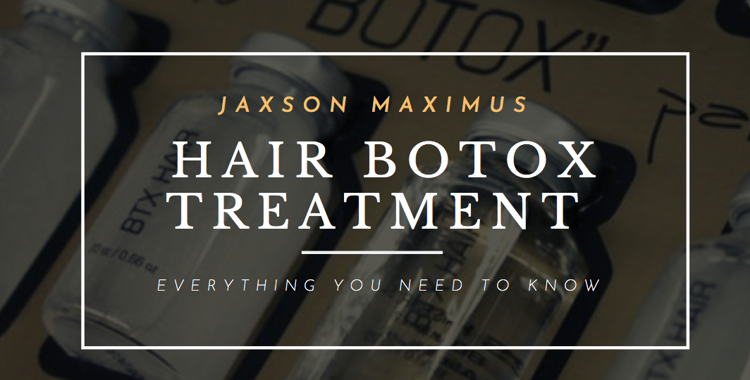 hair botox everything you need to know
