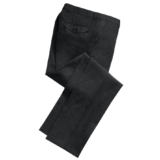 Charcoal Suiting Pant For A Uniform