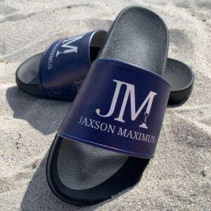 Jaxson Maximus Mens Slides